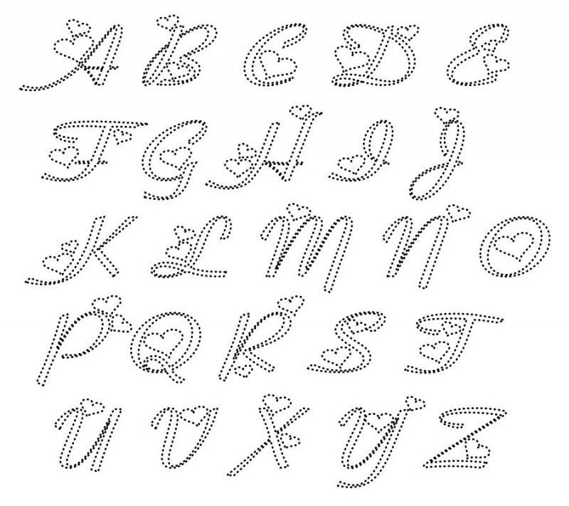 R And S Letters