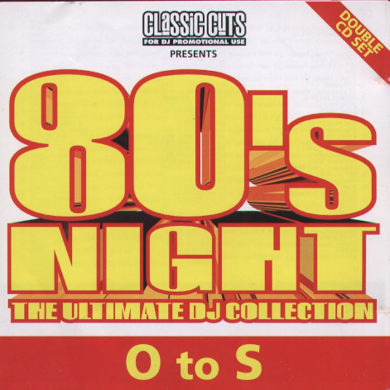 Mastermix classic cuts presents 70s 80s night the for Classic house 80s