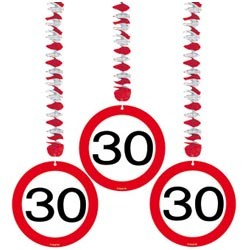 hang decoratie 30 jaar