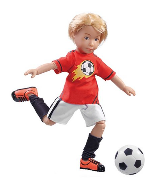 Michael Soccer Ace - Doll Set