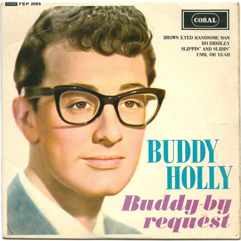 Buddy Holly EP:Buddy by request