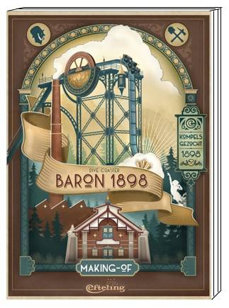 Baron1898 making-of boek (gebonden)