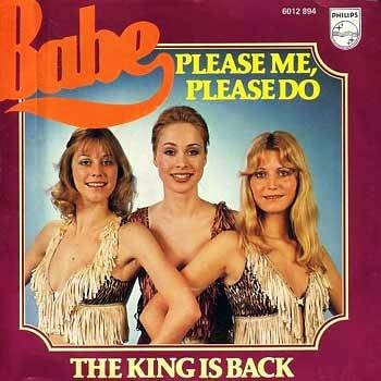 Babe - Tick-A-Thumps My Heart / Watch Out For The Big Jump