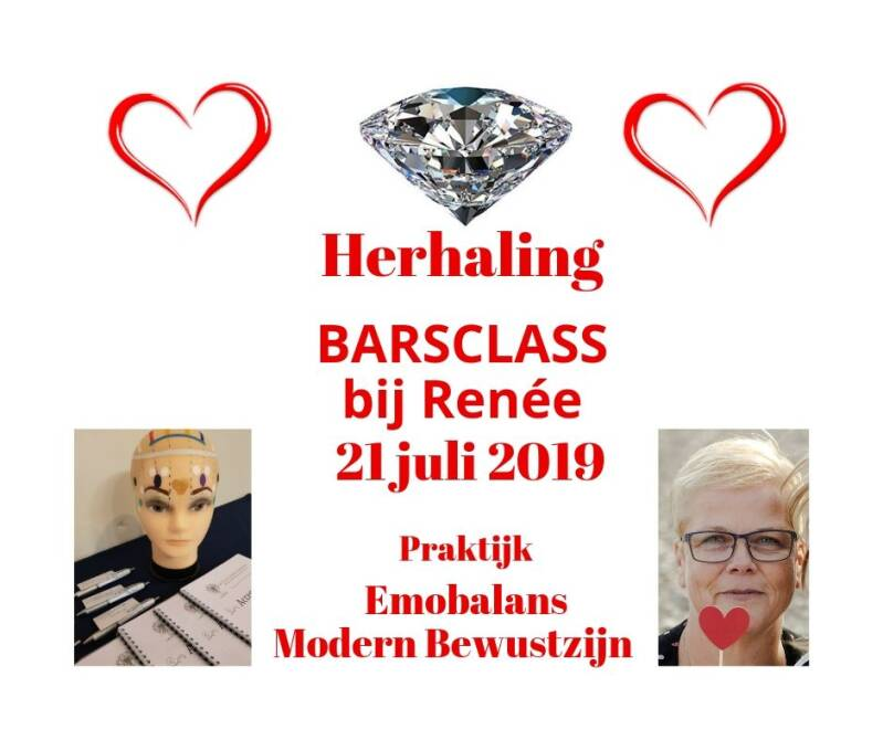 Barsclass 21 juli HERHALING of kids 16 en 17 jaar