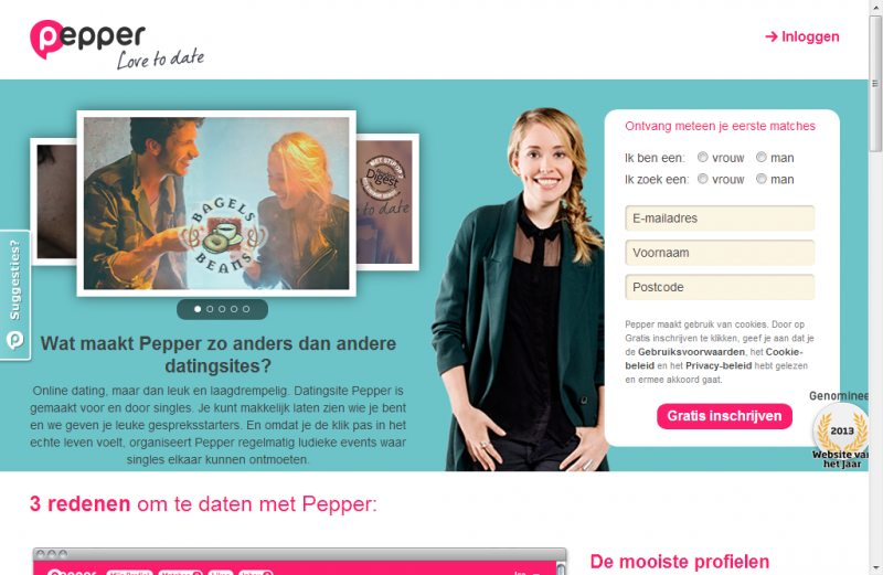 De Top 5 Nederlandse Datingsites 2019