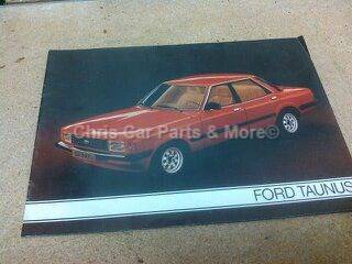 Ford Taunus tc3 Folder