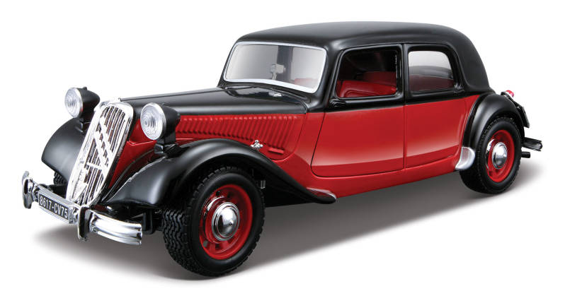 Citroën Traction Avant 15CV 1:24