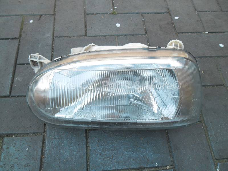 VW Golf 3 koplamp linkerzijde Saturnus 18469L