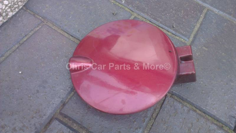 Opel Vectra A tankklep paars GM 90 306 651