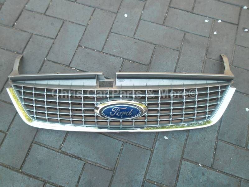 Ford Mondeo mk4 grill met crome rand