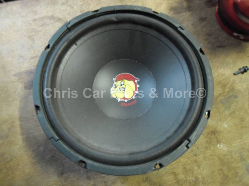 Magnat Power Bull 3000 subwoofer