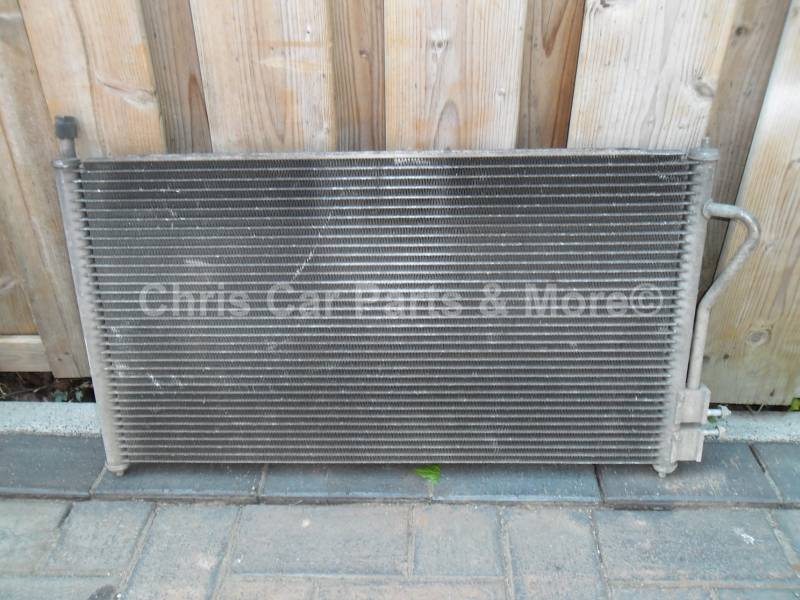 Ford Focus airco radiator