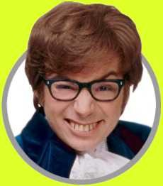 Austin Powers International Man of Mystery The movie 1997