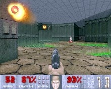 DOOM teh game 1993 jaaroverzicht