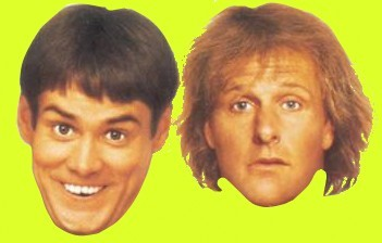 Dumb and Dumber Jim Carrey Jeff Daniels uit het filmjaar 1994!