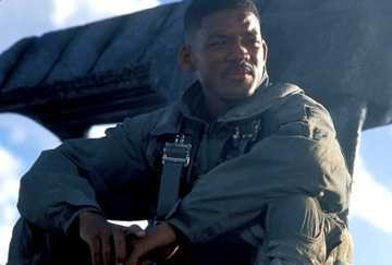 Will Smith hoofdrol ID4 Independence Day 1996