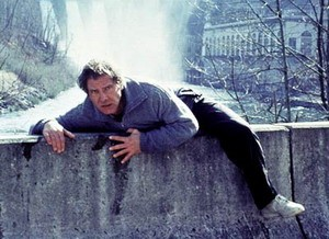 The Fugitive met Harrison Ford uit 1993