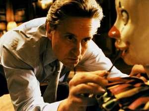 The Game Movie 1997 Michael Douglas Sean penn