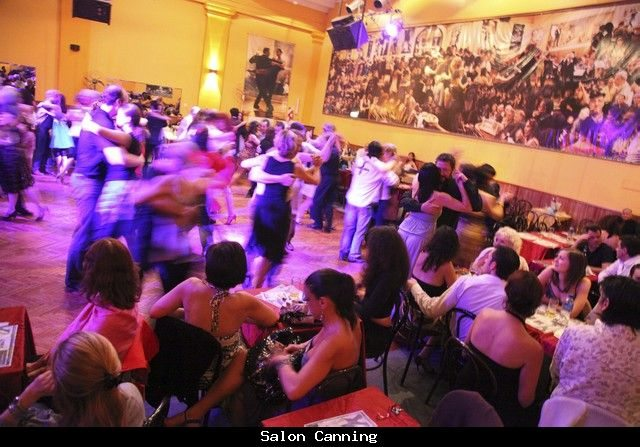 Milongas buenos aires for A puro tango salon canning