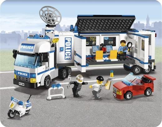 lego city politie. Black Bedroom Furniture Sets. Home Design Ideas
