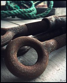 Turnbuckle rope