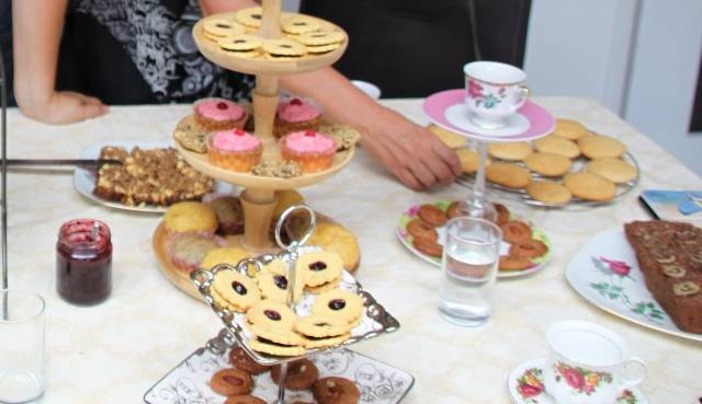 Workshop high tea glutenvrij