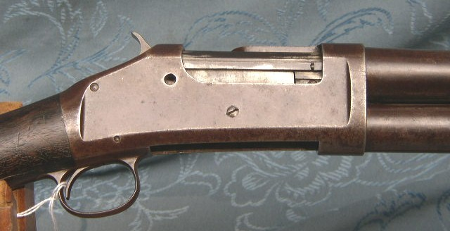 Winchester 1893 stock