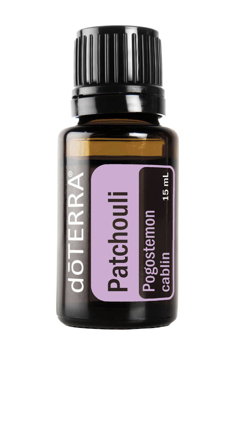 Patchouli – Pogostemon Cablin – 15 ml