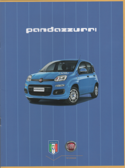 panda mk 3 fiat mijn brochures f autobrochures a. Black Bedroom Furniture Sets. Home Design Ideas