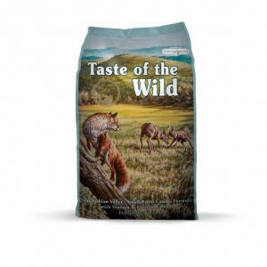 Taste of the Wild Appalachian Valley Small Breed hond