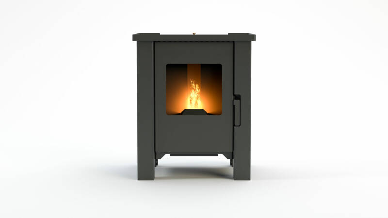 Duroflame Carre 5 kW
