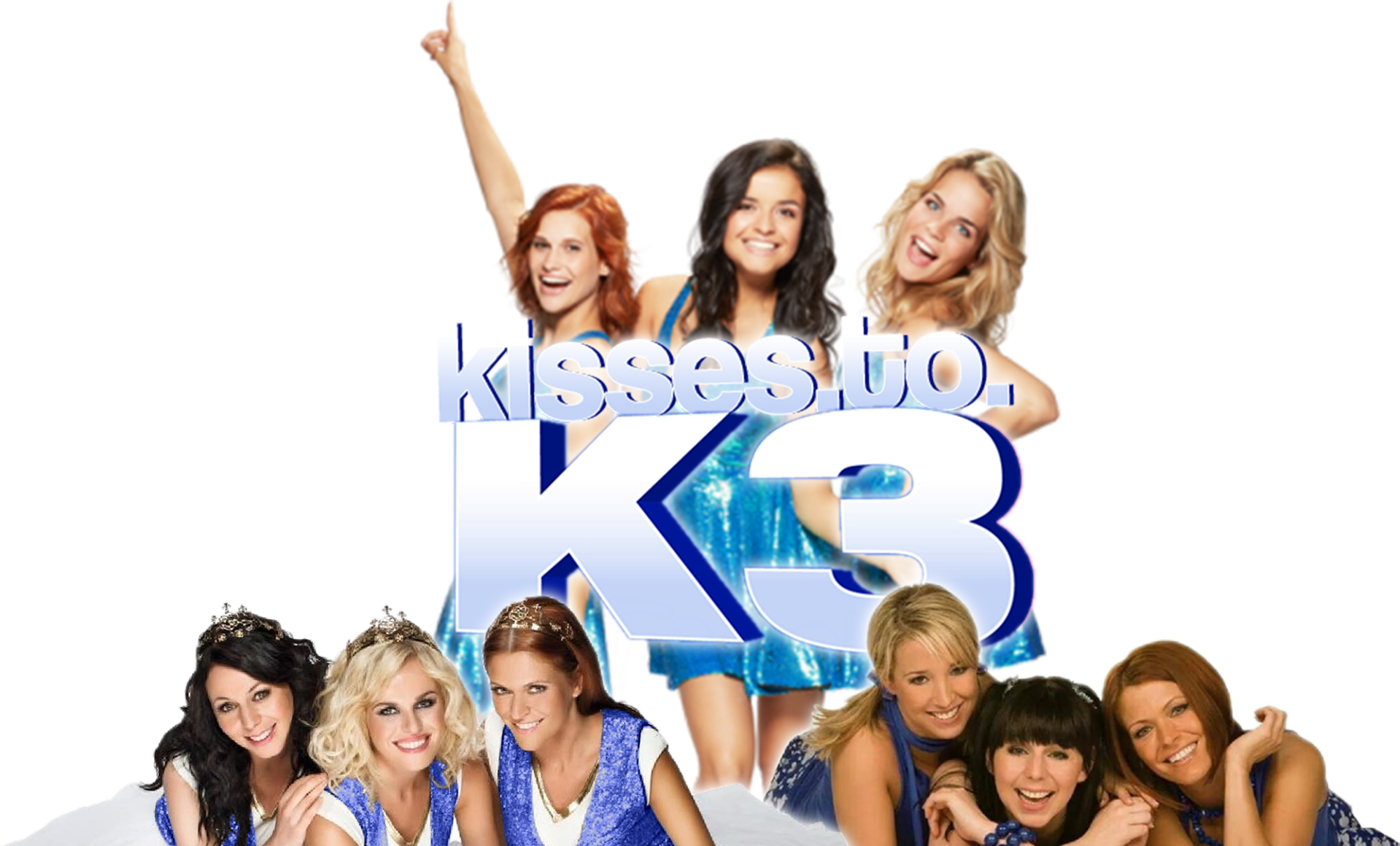 Kisses To K3 Nl