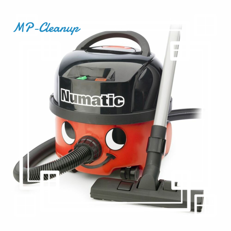 Numatic CleanCare Stofzuiger PPR-370 Rood