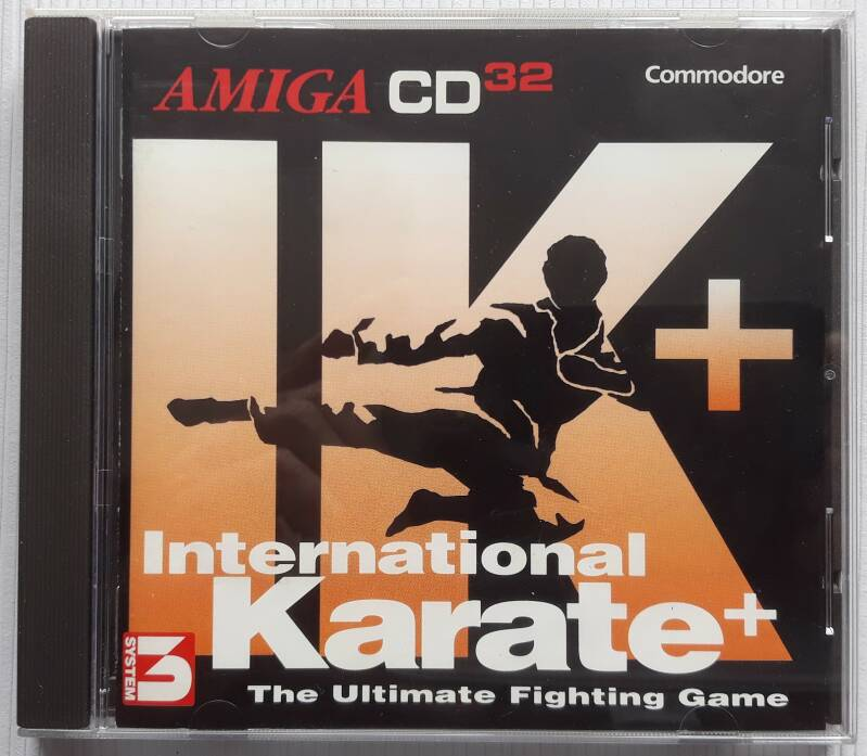 Amiga CD32 - IK+: International Karate + (PAL)