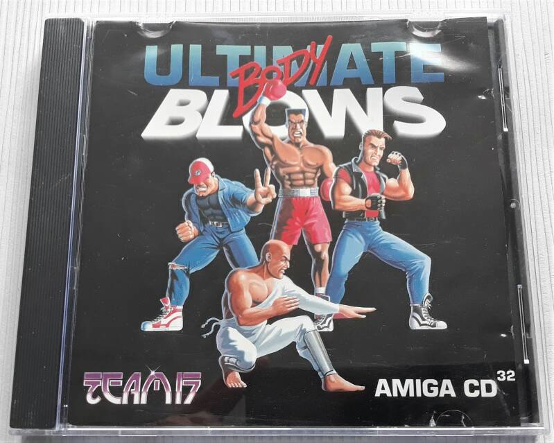 Amiga CD32 - Ultimate Body Blows (PAL)