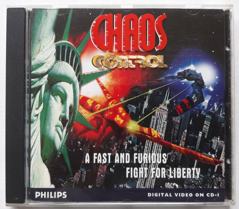 CD-i - Chaos Control (PAL)