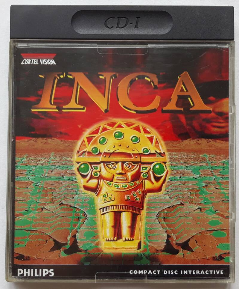 CD-i - Inca (PAL)