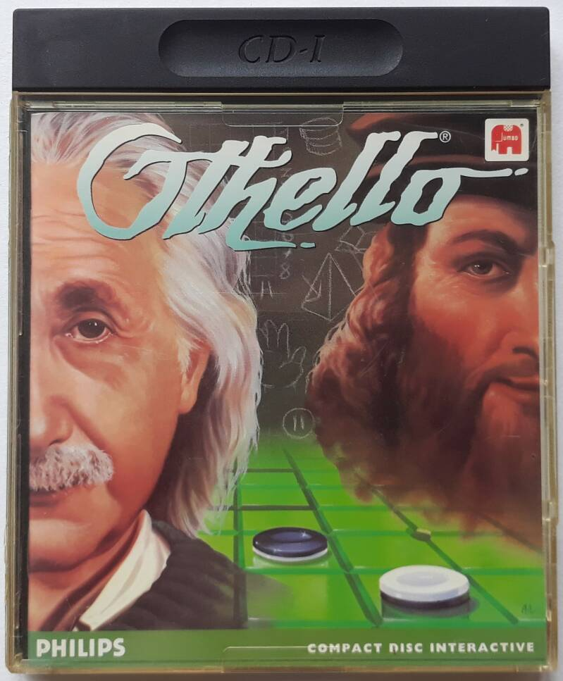 CD-i - Othello (PAL)