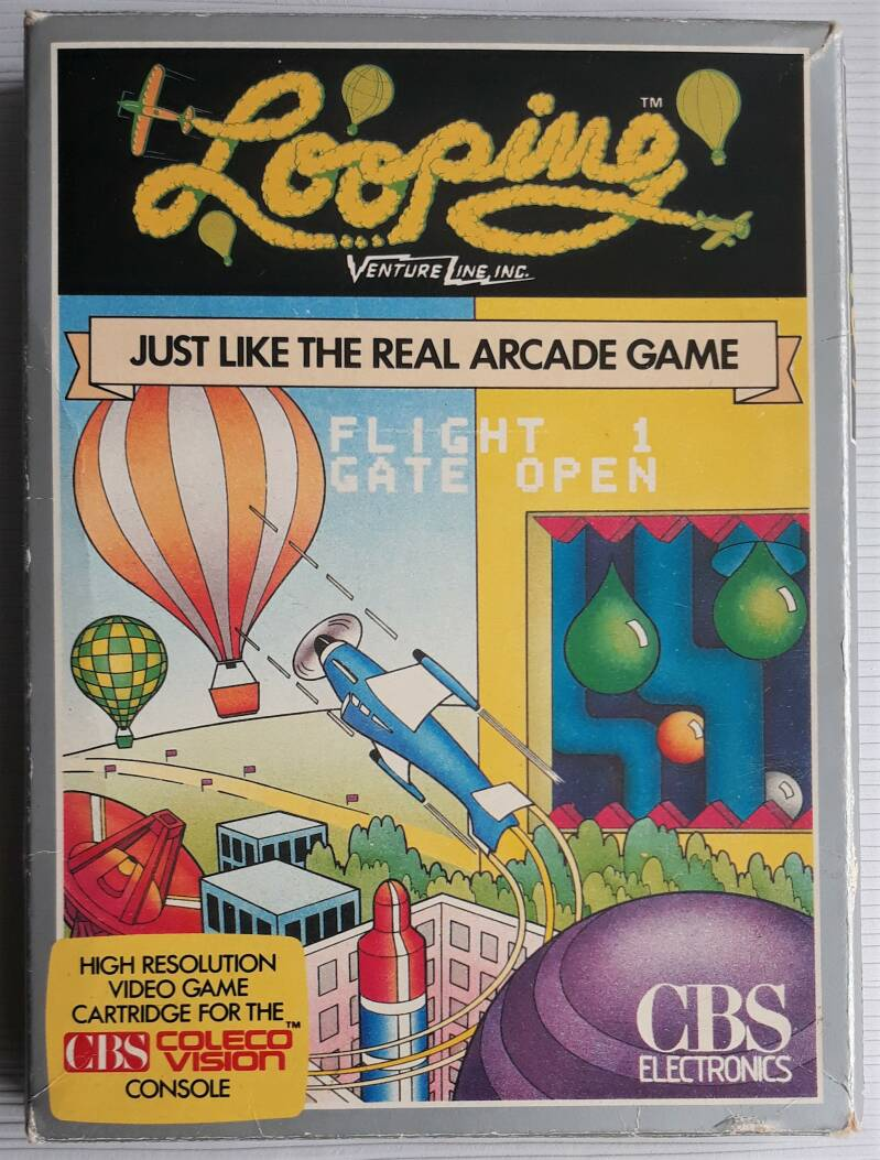 ColecoVision - Looping (PAL)