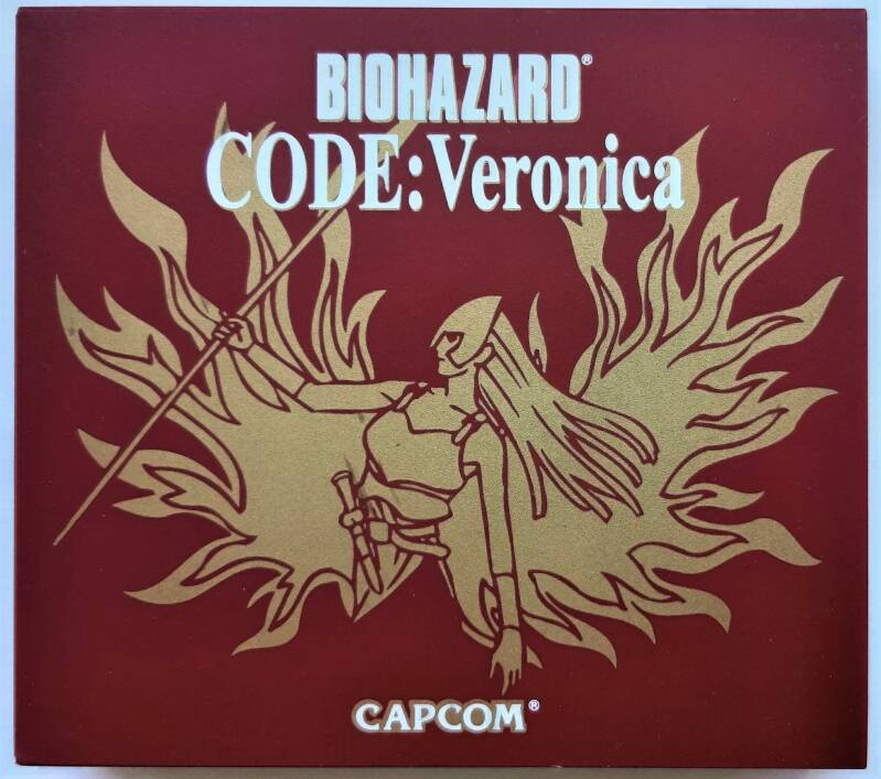 Dreamcast - BioHazard Code: Veronica - Limited Edition w/ spine card (NTSC-J)