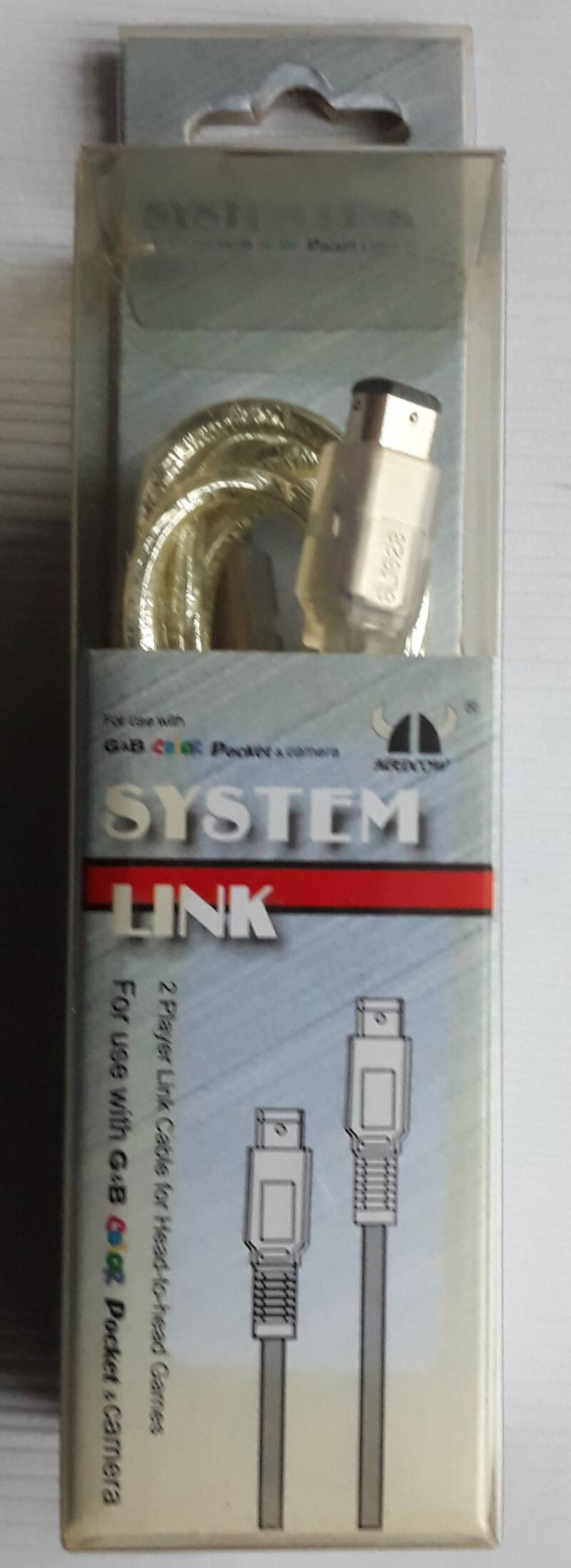 Game Boy Color - System Link cable (region free)