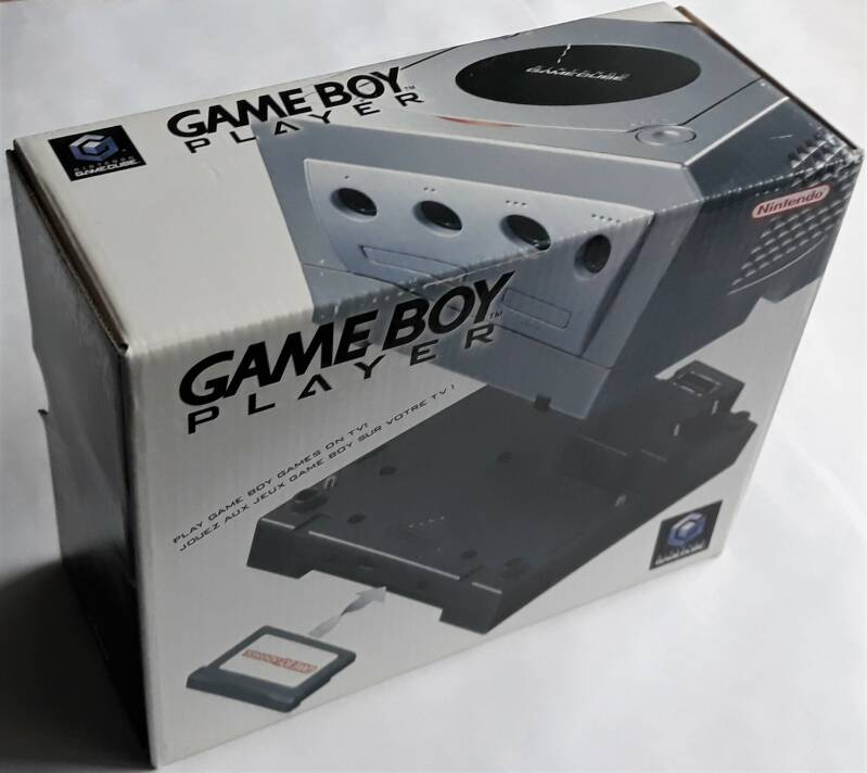 Gamecube - Game Boy Player (PAL)