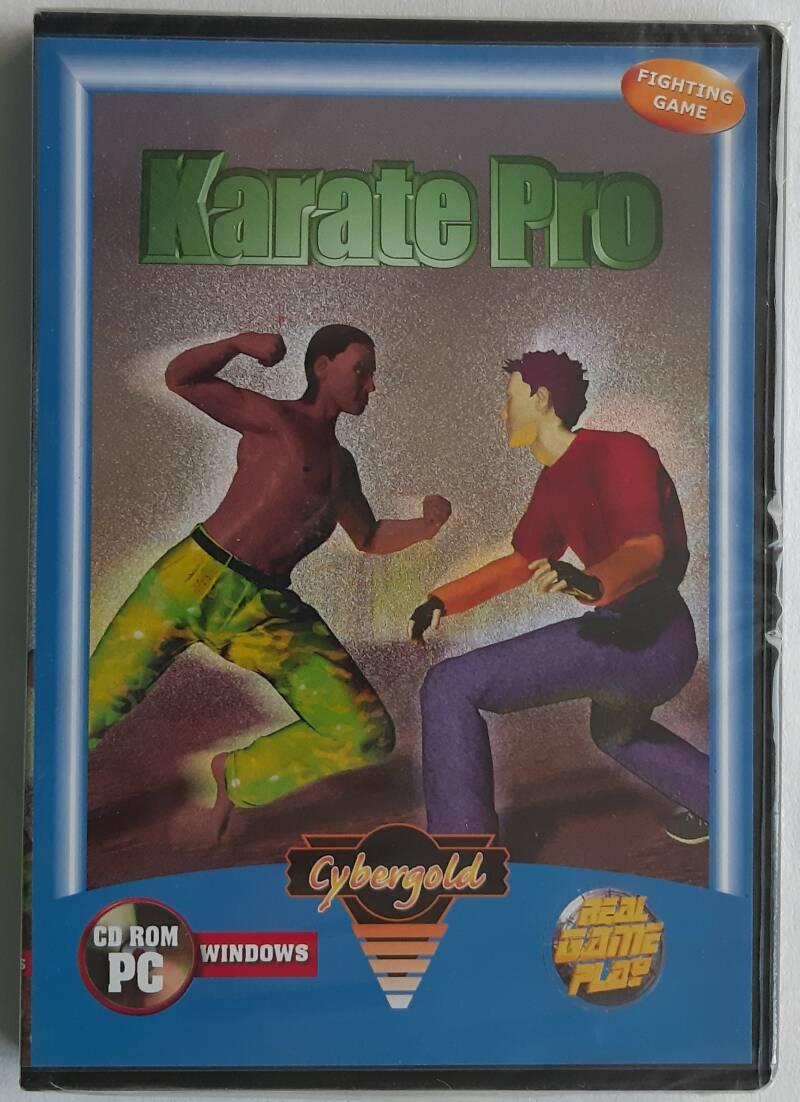 PC - Karate Pro (PAL) factory sealed