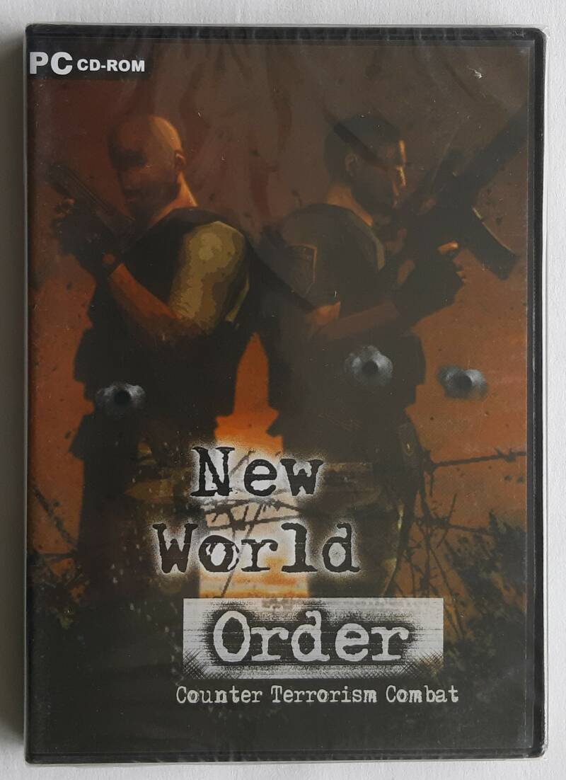 PC - New World Order (PAL) factory sealed