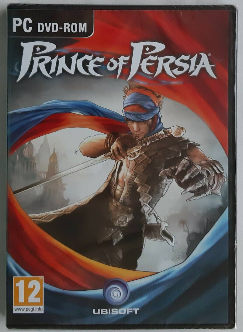 PC - Prince of Persia (PAL) factory sealed
