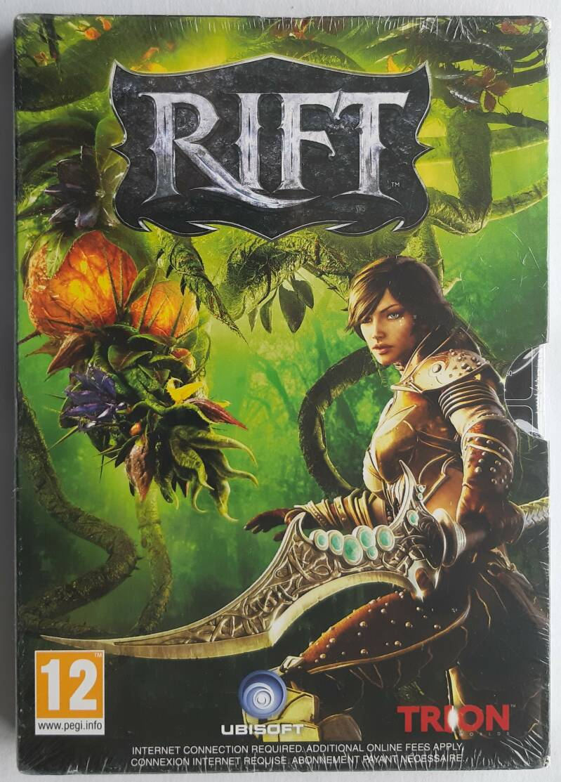 PC - Rift (PAL) factory sealed