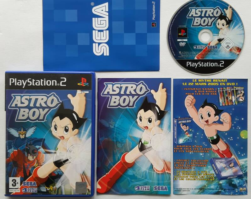 PS2 - Astro Boy (PAL)