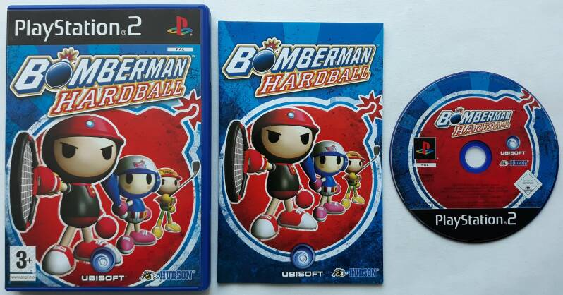 PS2 - Bomberman Hardball (PAL)