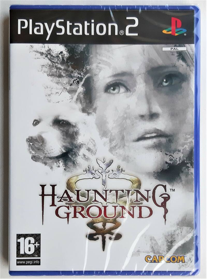 PS2 - Haunting Ground (PAL) sealed