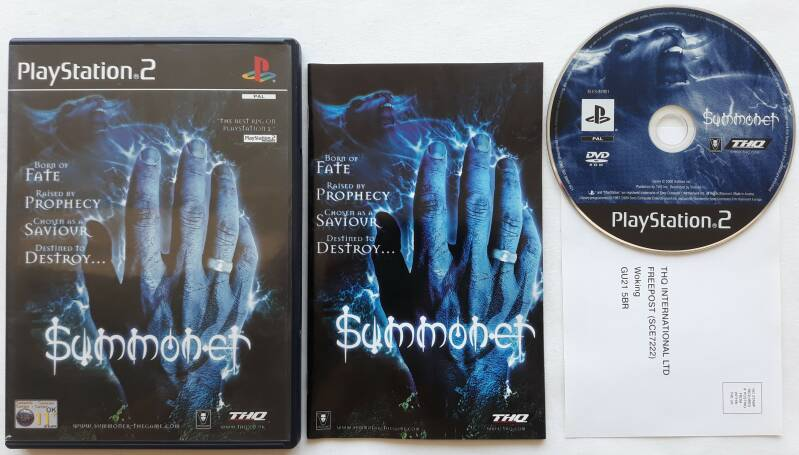 PS2 - Summoner (PAL)